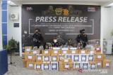 Bea Cukai Nunukan terima ribuan kemasan miras tangkapan satgas pamtas