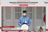 Gubernur Anies maknai peringatan Rapat Ikada momentum pemerintah-rakyat bersatu