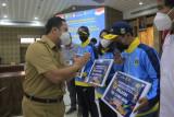 Atlet PON Papua asal Kota Tangerang terima bantuan dari Bank BJB