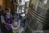 Pembuatan Minyak Kelapa Murni
