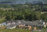 Kondisi perumahan subsidi di Kota Banjar, Jawa Barat, Senin (20/9/2021). Kementerian Pekerjaan Umum dan Perumahan Rakyat (PUPR) merealisasikan penyaluran dana bantuan pembiayaan perumahan Fasilitas Likuiditas Pembiayaan Perumahan (FLPP) pada September 2021 sebesar Rp14,83 triliun untuk 135.797 unit rumah subsidi. ANTARA FOTO/Adeng Bustomi/agr