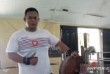 PON Papua - Hardi Waspadai Atlet Angkat Berat Jawa Barat