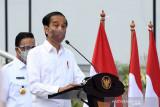 Presiden Jokowi tetapkan PP penggabungan PT Perinus ke PT Perikanan Indonesia
