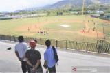 Panwasrah PON XX Papua pastikan arena sofbol dan bisbol siap digunakan