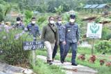 Kepala BNPT Boy Rafli Amar kunjungi UMKM mitra deradikalisasi di Kalimantan Timur