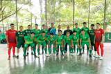 Hadapi PON Papua Tim futsal Sumut optimis berikan yang terbaik