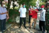 Kasus aktif COVID-19 di Kota Semarang catat rekor terendah