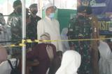 Panglima TNI: Meski sudah divaksin, santri harus prokes ketat
