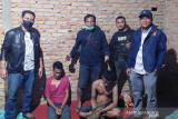 Polisi tangkap dua orang pengedar sabu di Pasaman Barat