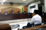 Hakim tolak eksepsi mantan Kepala Distabun NTB