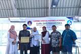 SMP Hikmah raih prestasi di lomba media pembelajaran mahasiswa dan guru