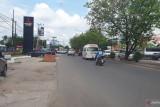 Polda Sumsel gelar Operasi Patuh Musi 2021 wujudkan tertib lalu lintas-prokes