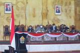 Gubernur Sulawesi Tenggara jelaskan perubahan kebijakan APBD 2021 ke DPRD