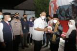 Mugi Hartono dinobatkan sebagai Duta Donor Darah Pringsewu