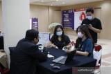 HUT PMI, Kanwil DJP Riau dan Relawan COVID-19 gelar donor darah dan kelas pajak