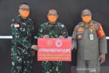 Kogabwilhan III bantu dua juta masker untuk Kodam XVII/Cenderawasih