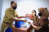 Pemkot Makassar percepat program vaksinasi COVID-19 di 100 RT