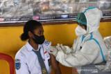 Kodam XVII/Cenderawasih lakukan vaksinasi siswa SMA Merauke