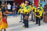 PON PAPUA - Atlet Lampung lakukan penyesuaian tempat pertandingan