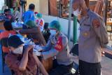 Mabes Polri bantu percepatan vaksinasi di Papua