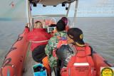Tim SAR cari ABK KMN Ringgo Natuna yang tenggelam di perairan Merauke