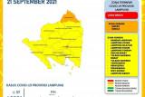 Lampung catat 57 penambahan kasus harian positif COVID-19, meninggal dua orang