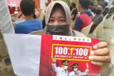 Pemenuhan vaksinasi COVID-19 di Makassar capai 69 persen