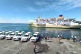 Kemenhub siagakan kapal isoter dan bandara jelang penutupan PON XX Papua