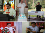 Dukacita Umat Katolik dengan kepergian Pastor Melky Toreh MSC