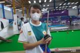 PON Papua - Silviana Lu siap persembahkan medali emas biliar untuk Papua