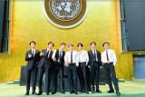 Pesan K-pop BTS saat berpidato di PBB