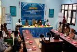 Disdalduk KB-PPPA  Barut  sosialisasi pencegahan KtP/A dan TPPO