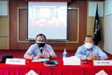 Staf Ahli Menkumham beri penguatan Zona Integritas di Kanwil Kemenkumham Sulsel