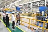 Kurangi impor, Krakatau Steel berkomitmen tingkatkan produksi baja dalam negeri