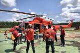 Bumi Mekar Hijau siagakan Helikopter Superpuma antisipasi karhutla