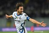 Inter lanjutkan tren positif kala bekuk sepuluh pemain Fiorentina 3-1