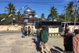 Dari Pasaman polisi kirim 91 orang ke Padang dengan pengawalan Satlantas, siapa mereka..?