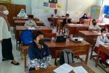 Sekolah di Yogyakarta pastikan menerapkan prokes ketat saat PTM terbatas