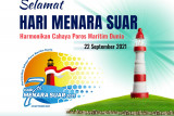 Sebanyak 285 menara suar jaga keselamatan pelayaran di Indonesia
