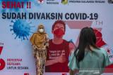 Vaksinasi COVID-19 Peringati HUT Ke-76 PMI