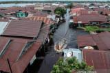 Banjir Meluas Di Kota Palangkaraya