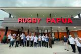 Gubernur Papua resmikan arena pertandingan rugbi PON XX