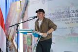 Pemprov Sumsel salurkan bantuan beras ke tiga  kecamatan Palembang