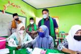 Sumatera Selatan percepat  vaksinasi santri pondok pesantren