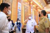 Pemkot Makassar dan Balai Pompengan Jeneberang bahas penanganan banjir