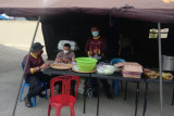 Bantu siswa yang jalani isolasi, Polres Purbalingga dirikan dapur umur
