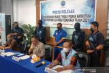 BNN Sultra tangkap pengedar 1 kilogram sabu-sabu di Kabupaten Kolaka