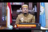 Plt Gubernur Sulsel berharap Sulbar terus maju dan infrastruktur pembangunan dipercepat