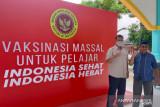 BIN Sulteng  gandeng Ponpes Alkhairaat vaksinasi 3.000 santri