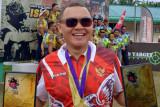 Atlet menembak Hans Christian andalkan kekuatan mental raih medali emas untuk DIY